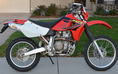 2002 Honda XR  2002 Honda XR650R (not L) one owner street legal in excellent condition