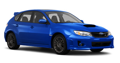 MANUALE OFFICINA SUBARU IMPREZA WRX STI my 2008 WORKSHOP MANUAL mail