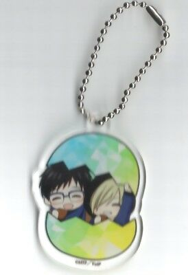 Yuri!!! on Ice chain strap rare official product japan new!