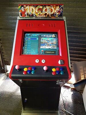 Arcade Machine 800 in 1 games