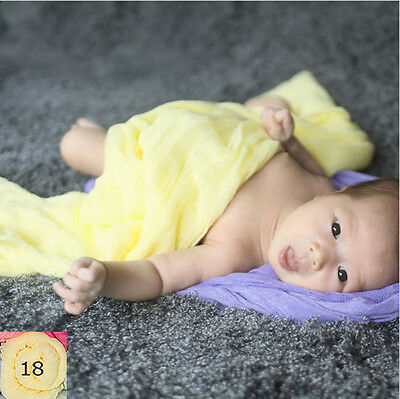 Baby photography photo background props Cheesecloth Newborn Wrap 200*100cm GB18