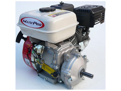 6.5hp Petrol Stationary Engine with 6:1 Speed Reduction & 19mm Output Shaft