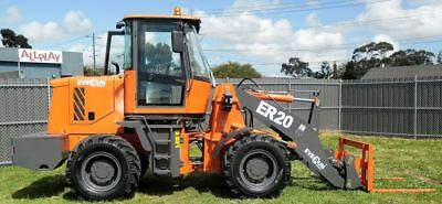 2000kg Capacity Diesel Loader - Everun ER20 - Not Bobcat, Dingo, Kanga