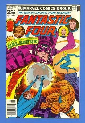 Fantastic Four #173 – Marvel Comics (1976) – Galactus – High Grade!