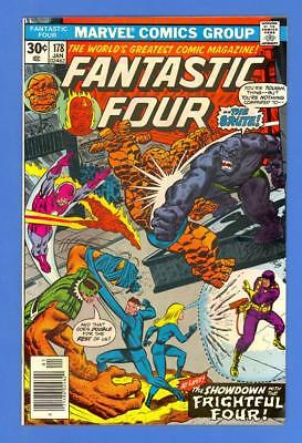 Fantastic Four #178 – Marvel (1977) – The Frightful Four – High Grade!