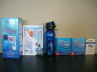 Transform your Water with Eko Crystals-Water Enhancement & Purification Product