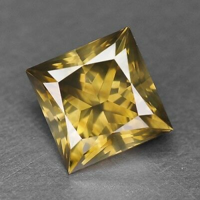 1.22 Cts EXCELLENT RARE YELLOWISH GREEN COLOR NATURAL LOOSE DIAMONDS- VS2