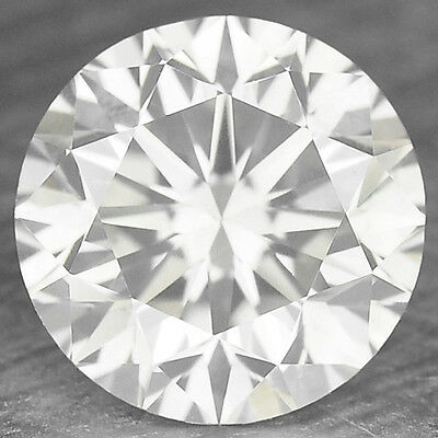 0.31 Cts SPARKLING UNTREATED WHITE COLOR NATURAL LOOSE DIAMONDS- SI1