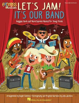 Lets Jam! Its Our Band Classroom Kit