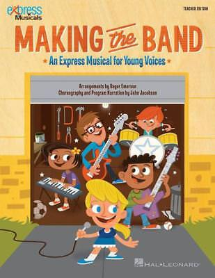 Making The Band Musical Classroom Kit Gr 4-8