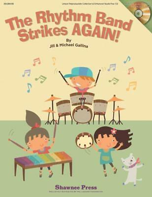 Rhythm Band Strikes Again Classroom Kit