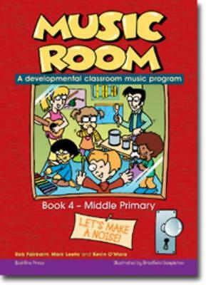 Music Room Pack 4 Middle Primary Level