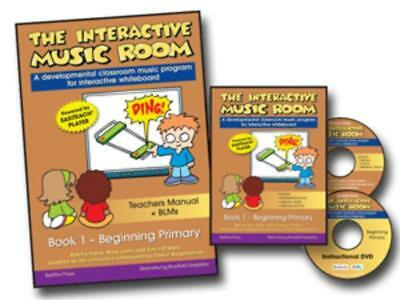 Interactive Music Room Bk 1 Beginning Primary