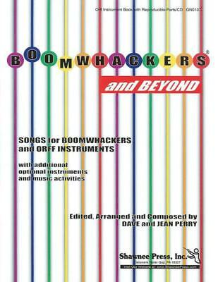 Boomwhackers And Beyond Classroom Kit Bk/Cd