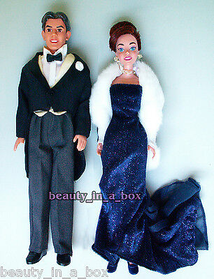 Paris Romance Dimitri Paris Elegance Anastasia Doll Galoob Just Removed from Box