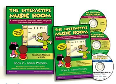 Interactive Music Room Bk 2 Lower Primary Level