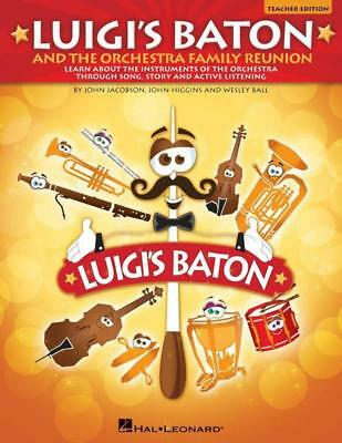 Luigis Baton & The Orchestra Family Reunion Kit