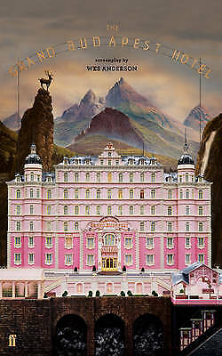 The Grand Budapest Hotel, Anderson, Wes