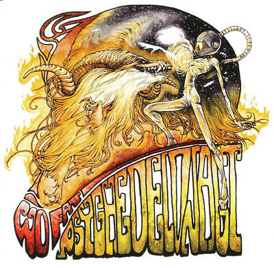 "Wo Fat "" Psychedelonaut "" 2009 Cd !"