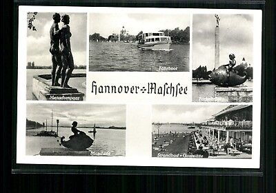 Hannover, Maschsee - 412640