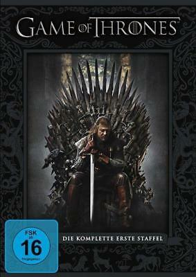 Game of Thrones - Die komplette 1. Staffel (2013)