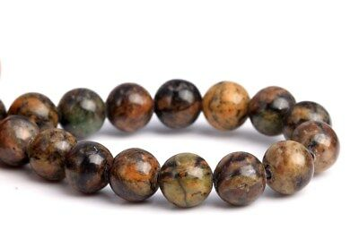 6MM Natural Artistic Jasper Grade AAA Round Gemstone Loose Beads 7.5""