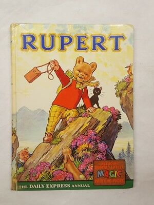 Vintage Original 1964 Rupert Bear Annual (5)
