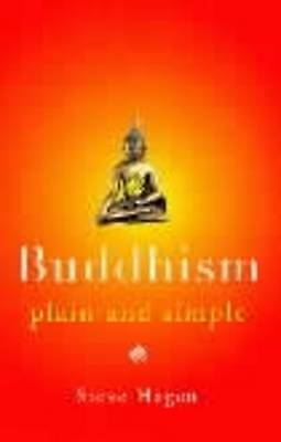 Buddhism Plain and Simple (Arkana) by Steve Hagen   Paperback Book   97801401959