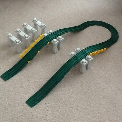 Fisher Price Geotrax Elevation Train Tracks Expansion Set