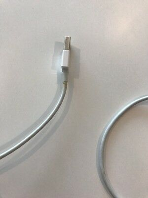 Used Apple iPhone USB Charging Charger Cable