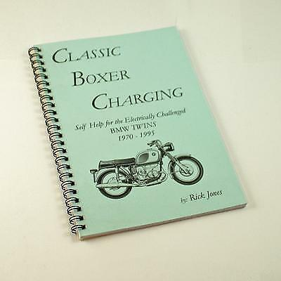BMW Classic boxer charging systems (3rd edition)