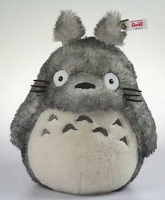 Steiff My Neighbor Totoro Stuffed Japan 1500 Limited Doll Figure Studio Ghibli