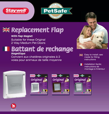 Staywell Replacement Flap For 700 Series Medium Dog