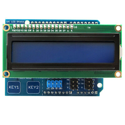 2.6 LCD 1602 Display Module with Touch Keys for Arduino UNO Mega2560