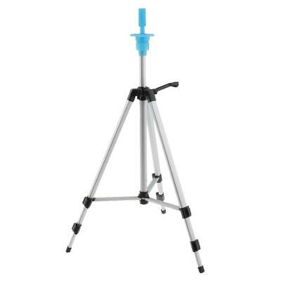 Metal Cosmetology Mannequin Training Practice Head Holder Tripod Stand + Bag