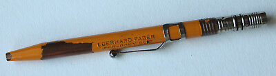 "Early 20th Century Eberhard Faber 1560 ""Pony Clip"" Pocket Pencil/Lead Holder"
