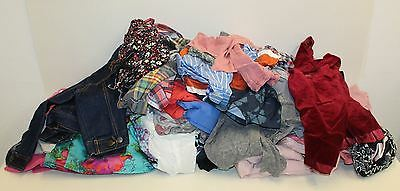 JOB LOT 70 X Childrens 2-3yrs To 15 Various Brand Summer Colour Kids Clothing