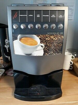 vitale s office coffee machine