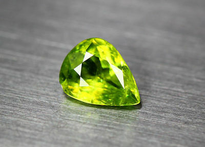 """1.06 Cts """" Fair Collection """"100 % Natural Titanite Green Sphene-Unheated-Russia"""