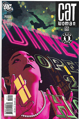 Catwoman (Vol.3) #55 DC Comics Adam Hughes Cover NM-