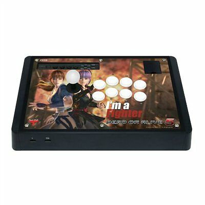 Mint Hori Game Controller Stick Japan Dead or Alive 5 SONY PS 3 PS3 Fighting JP