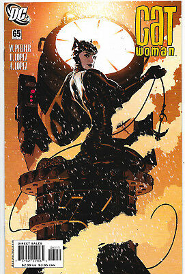 Catwoman (Vol.3) #65 DC Comics Adam Hughes Cover NM-