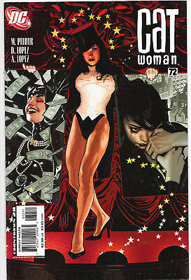 Catwoman (Vol.3) #72 DC Comics Adam Hughes Cover NM-