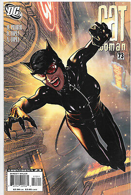 Catwoman (Vol.3) #73 DC Comics Adam Hughes Cover NM-