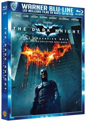 Blu-ray - Batman - The Dark Knight, le Chevalier Noir [Édition Collector] - Chri
