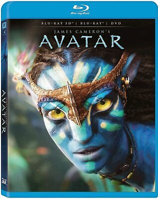 Blu-ray - Avatar [Blu-ray] - Sam Worthington,Zoe Saldana,James Cameron