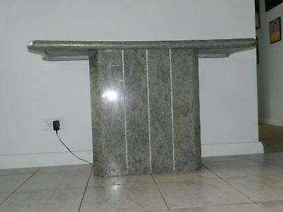 hall stand green marble