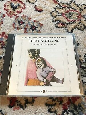 The Chameleons- The Fan And The Bellows CD