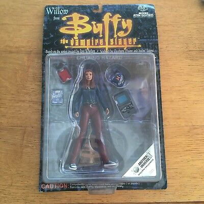 Buffy The Vampire Slayer BNIB Willow Another Universe Exclusive Moore Action Col