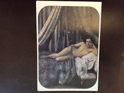 Erotic nude post card good condition